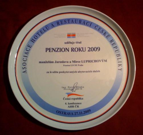 Award Family Hotel of the YEAR 2009