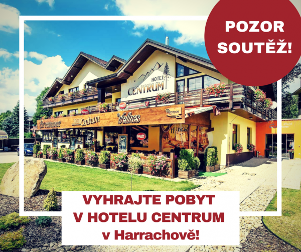 Competition for stay in Harrachov!