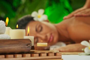 Relaxation stay for women