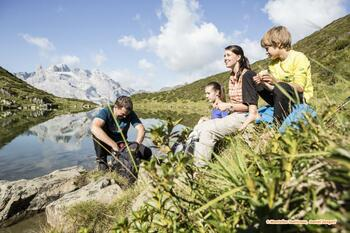 Montafon Summer Card for free