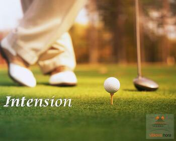 Golf intension