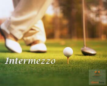 Golf intermezzo