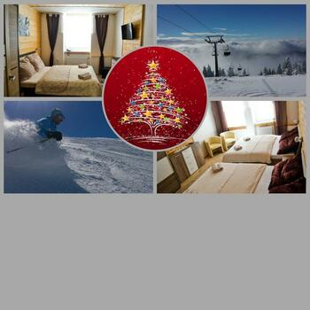 Christmas holidays a little differently - 7 nights