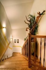 Stairs to rooms - Accommodation Lesser Town Prague - Pension Pohadka Prague