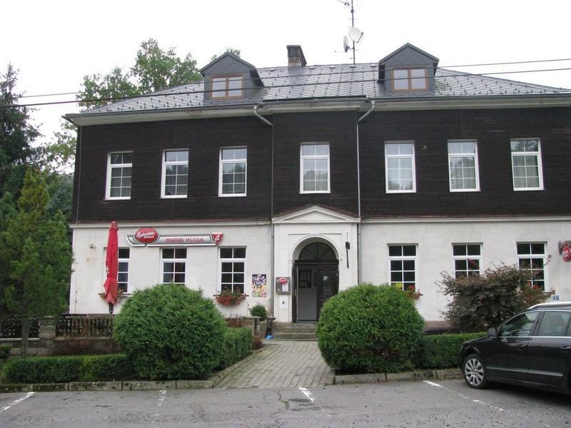 Penzion Milštejn