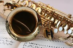 Dívčí saxofonový orchestr z Luhačovic