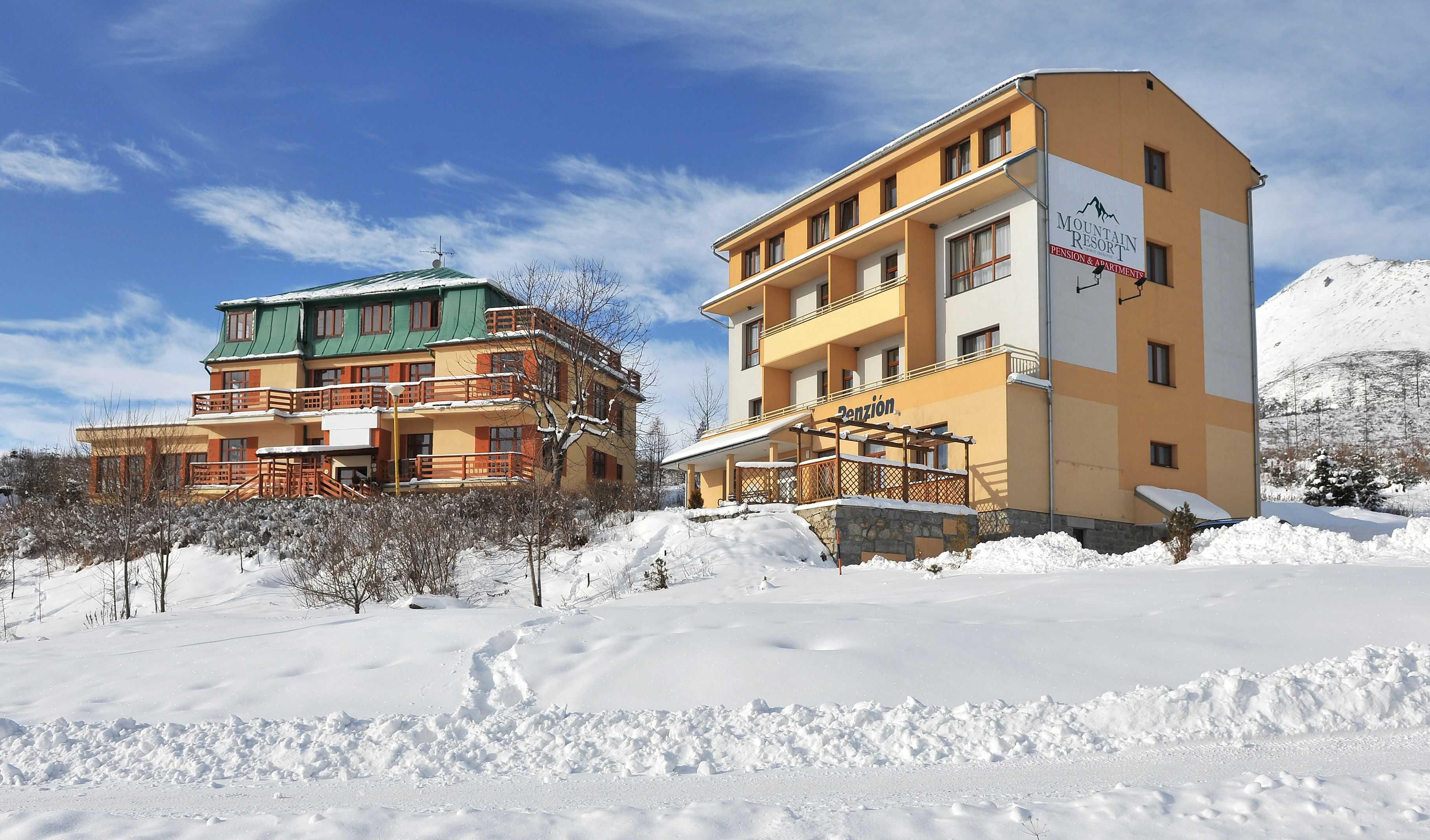 Penzión a Apartmány Miramonti