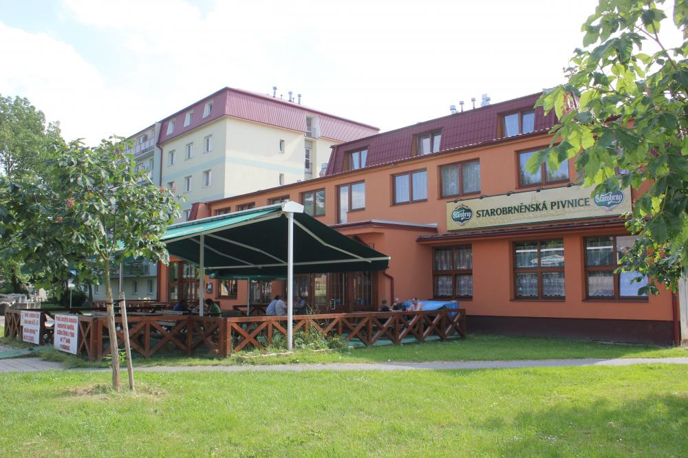 Penzion Hotelovka