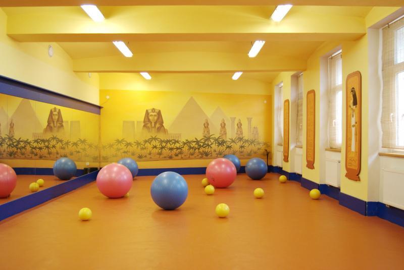 Fitness zona Dance fitnes