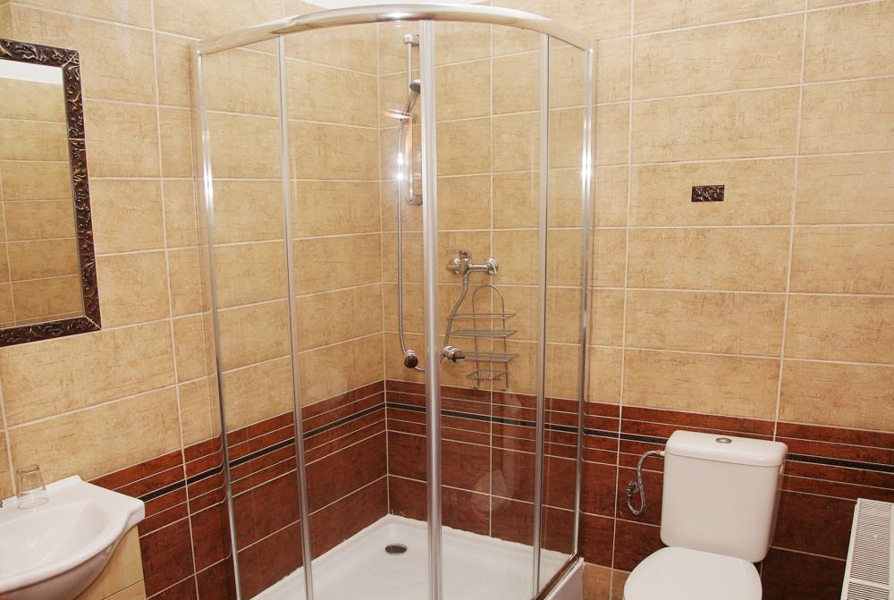 Pokoj B4 koupelna