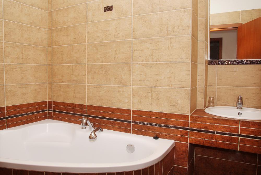 Pokoj B3 koupelna