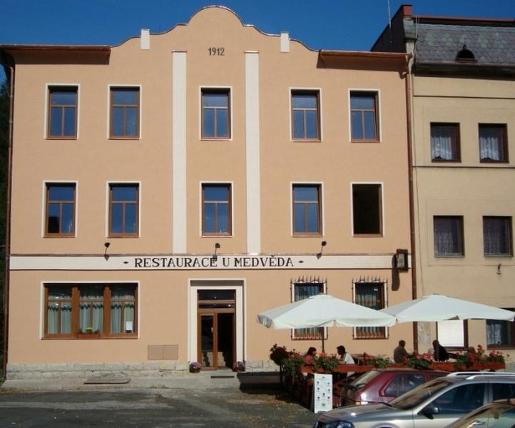 Restaurace U Medvěda Stárkov
