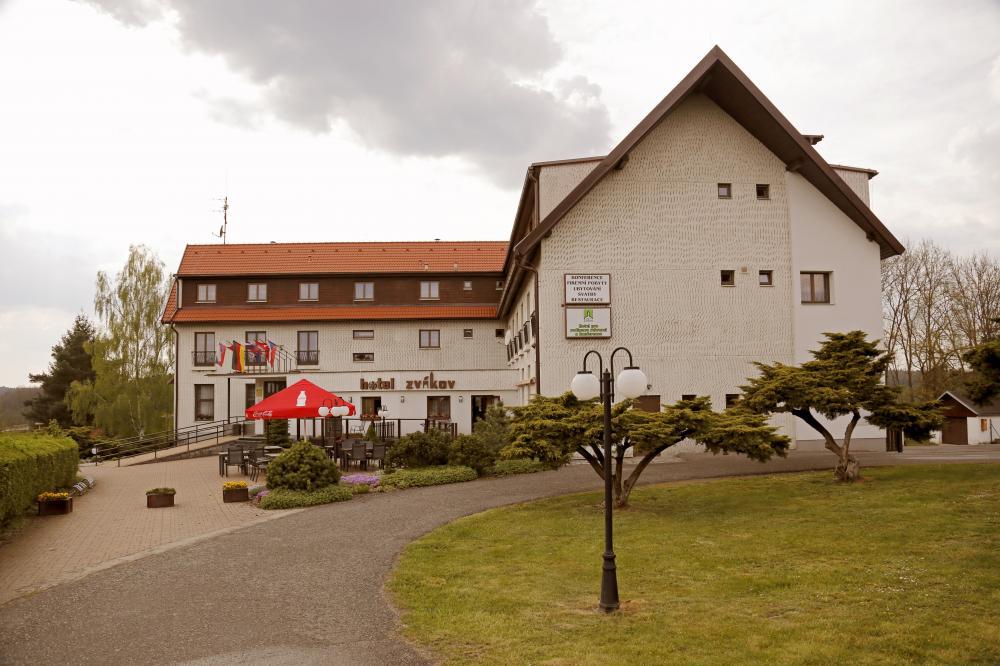Hotel*** Zvíkov