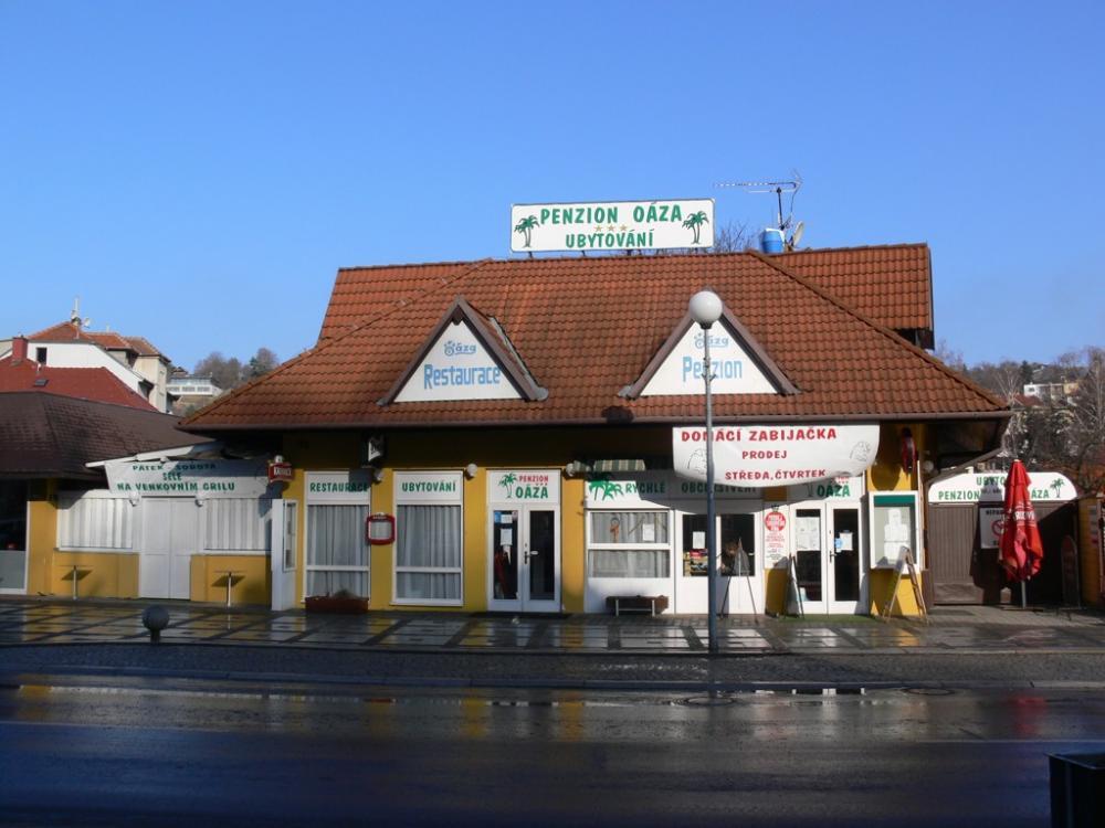 Penzion Oáza