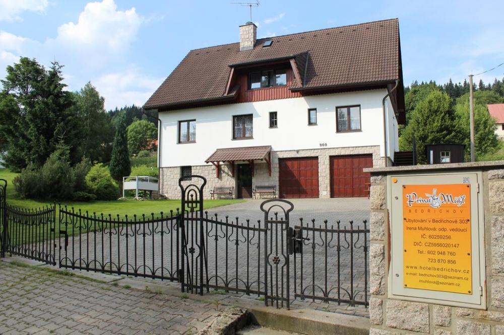 Penzion Mühlovi