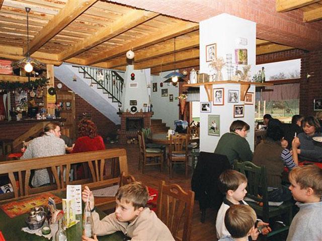Ubytování Říčany - Restaurace
