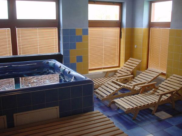 Ubytování Říčany - Relaxační středisko