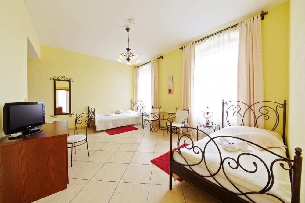 Pokoj ve svatebním apartmá v Knížecím dvoře