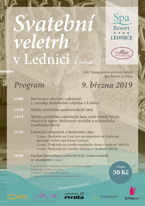 Svatební veletr 2019 - Lednice