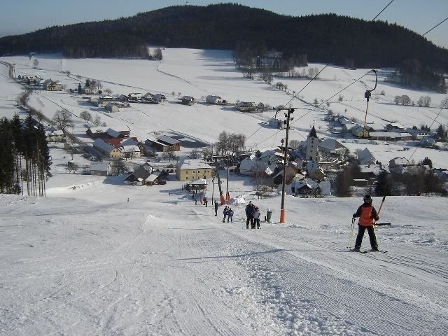 Skigebiet Harmanschlag