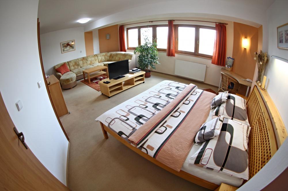 dvoulůžkové apartmá