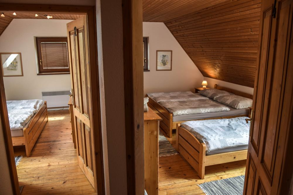 izby v podkroví