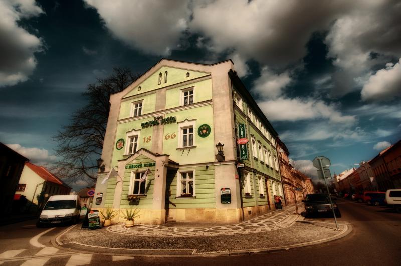 Hotel Jičín superior***+