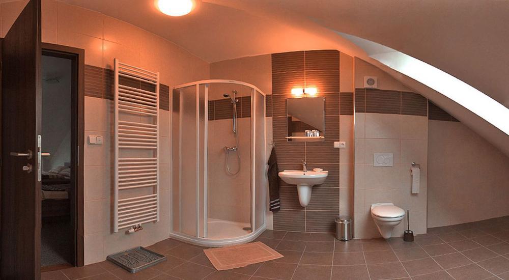 Koupelna v Pokoji Exclusive