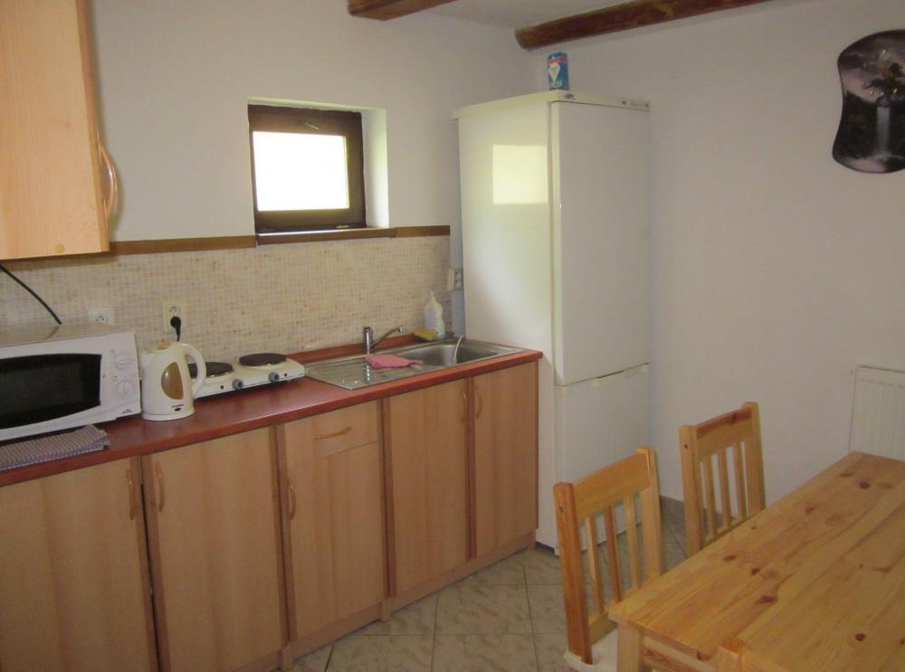 Pokoje kuchyňka