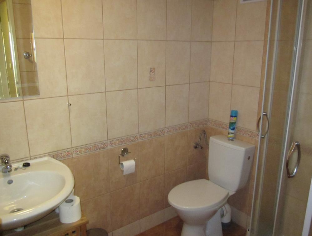 Pokoje koupelna