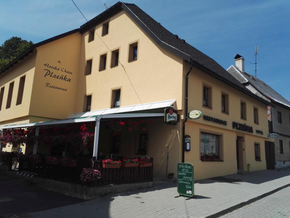 Horská chata Plzeňka
