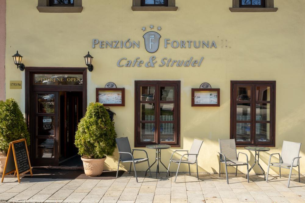 Penzión Fortuna