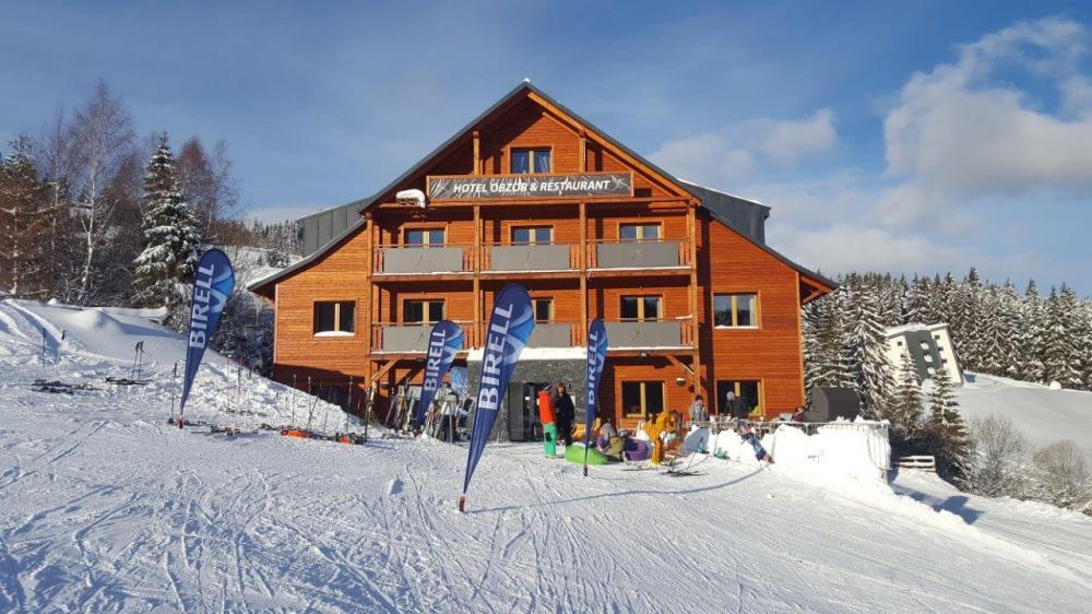 Hotel Obzor - Pec pod Sněžkou