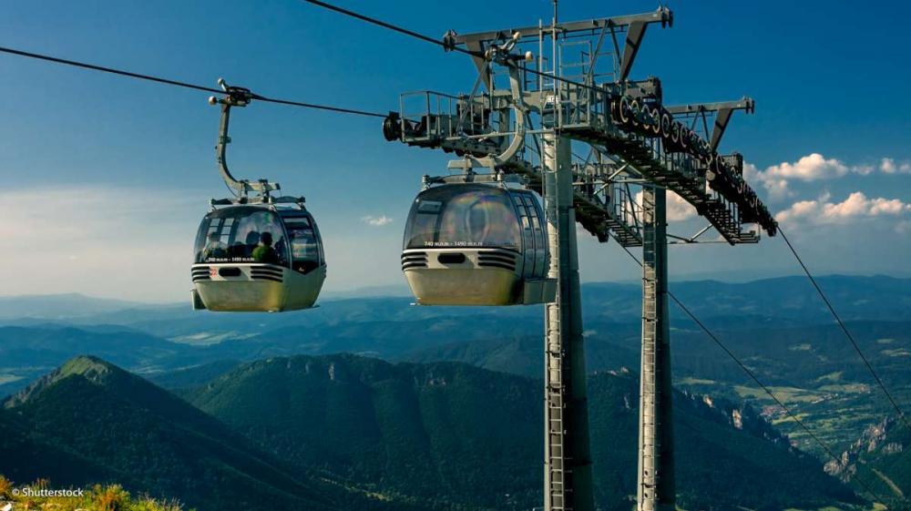 Vrátna Dolina- Chleb (lyžiarske stredisko)