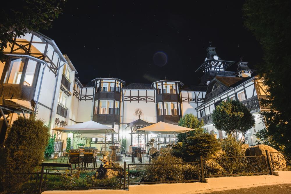 Schlosshotel Mariánské Lázně