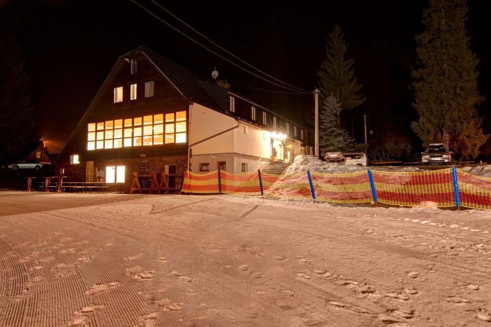 Chata Zátiší - zima
