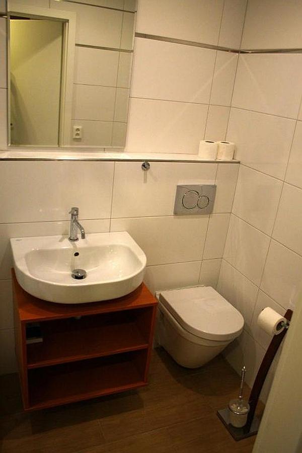 Pěkná koupelna