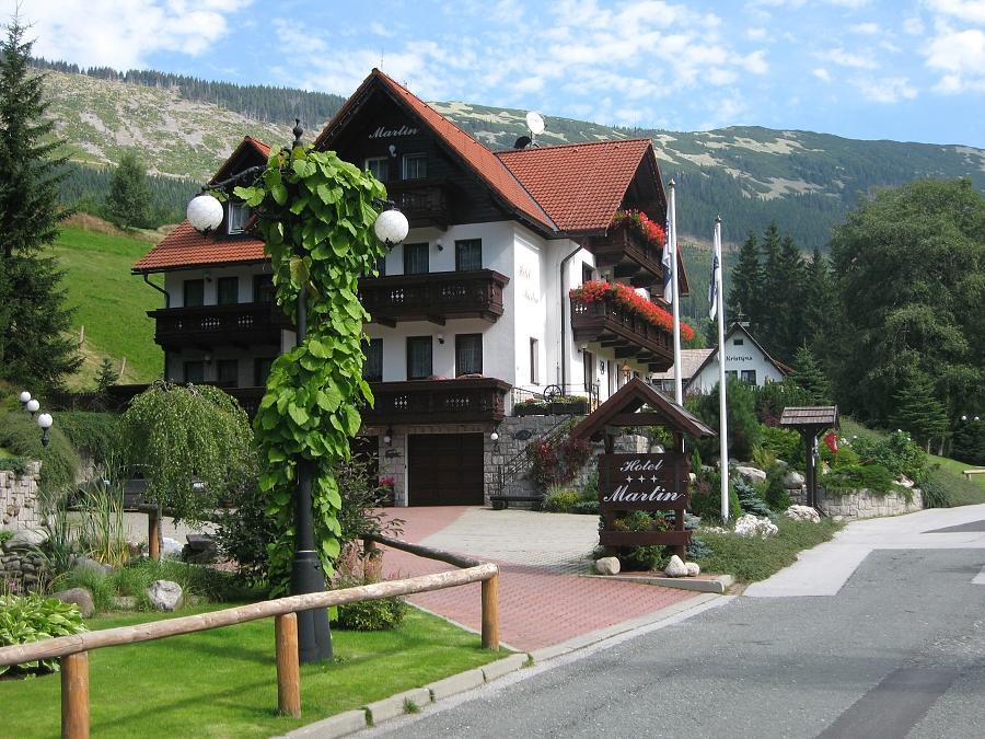 Hotel Martin a Hotel Kristýna