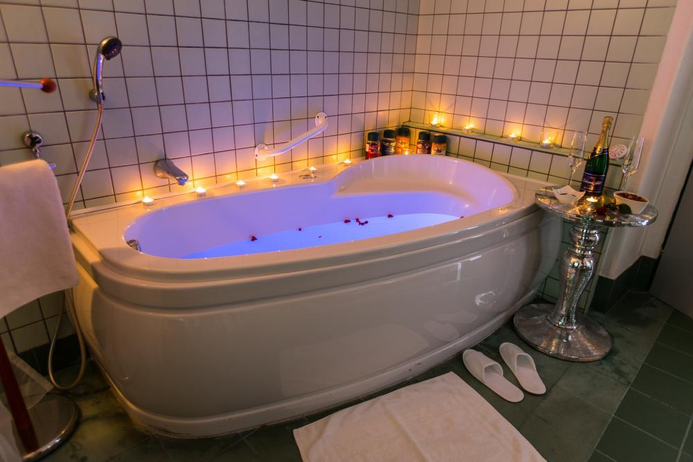 Wellness centrum_Perličková koupel