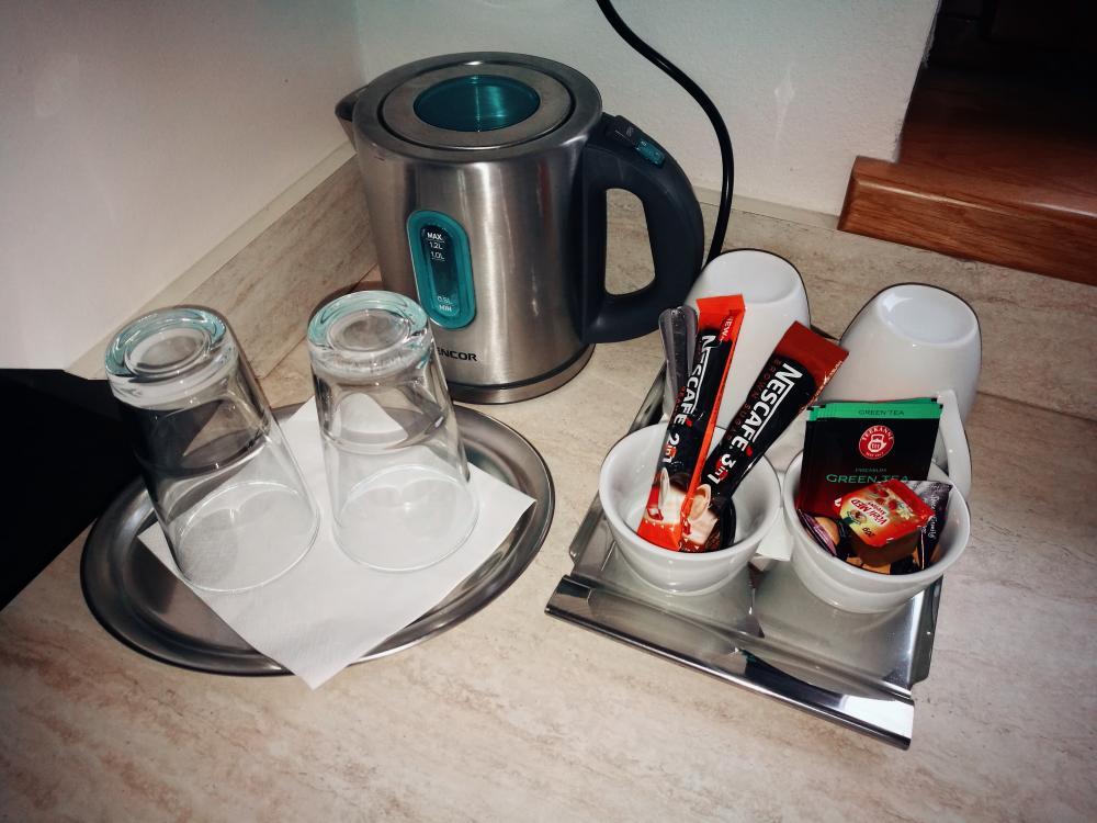 Standard Double Plus (kávový servis)