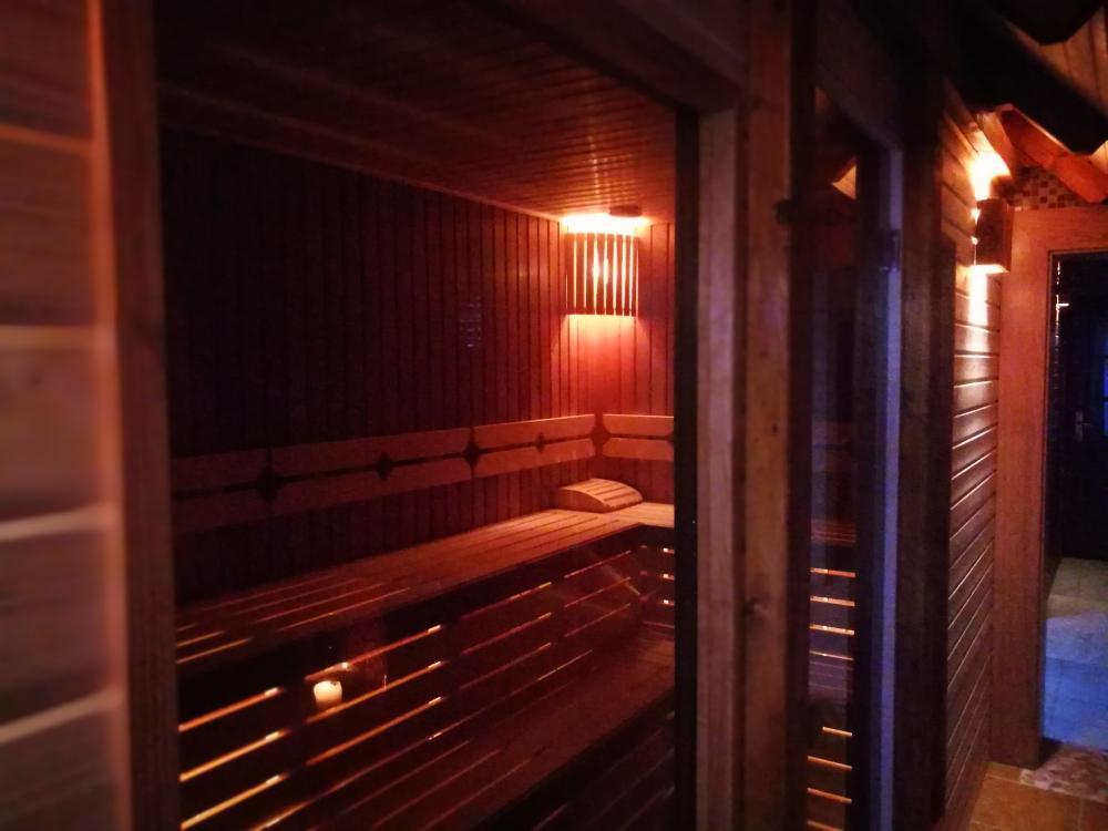 Sauna zóna Hájenka
