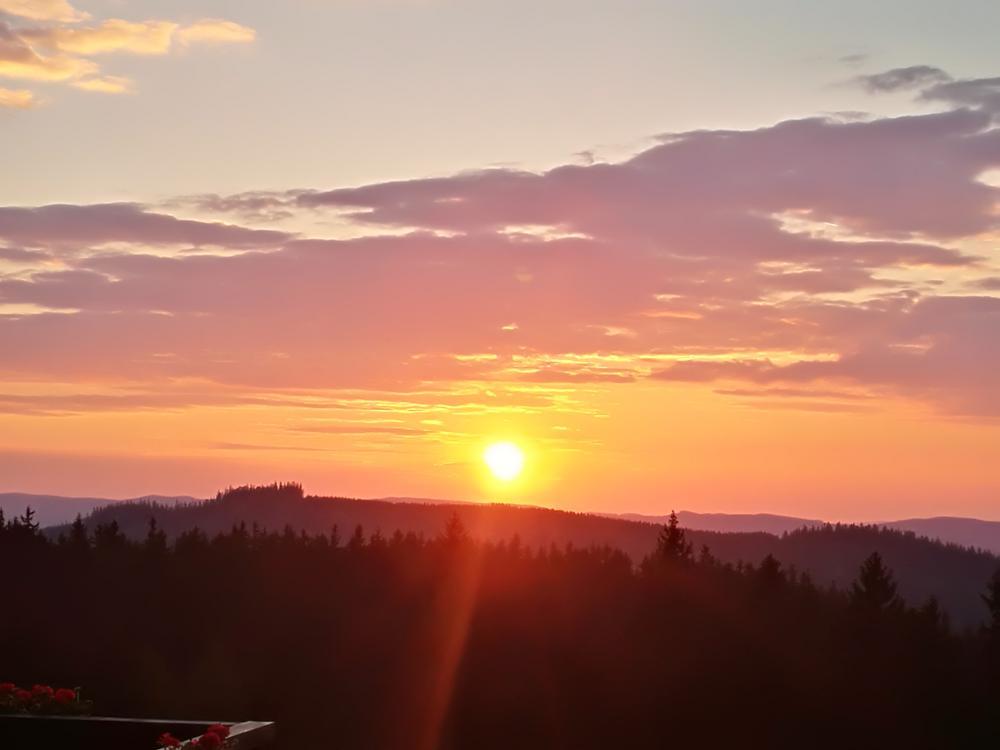 Zápak Slunce