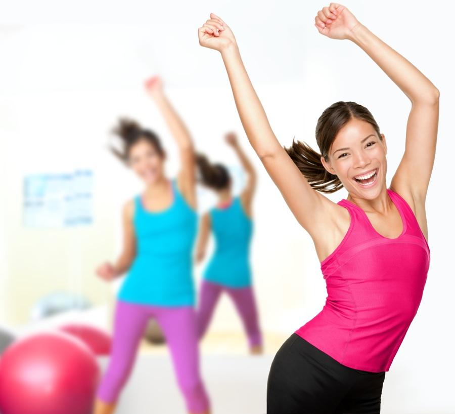 lekce cvičení celé léto