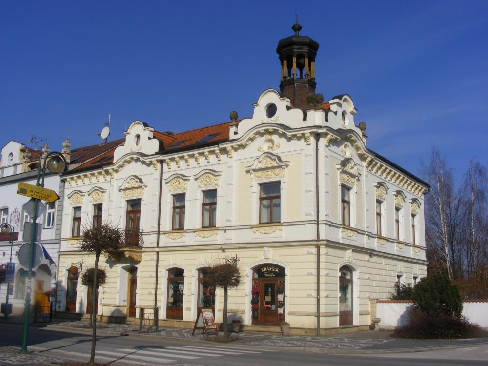 Penzion Věžička