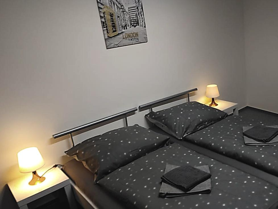 Rooms Novobranská / Orlí