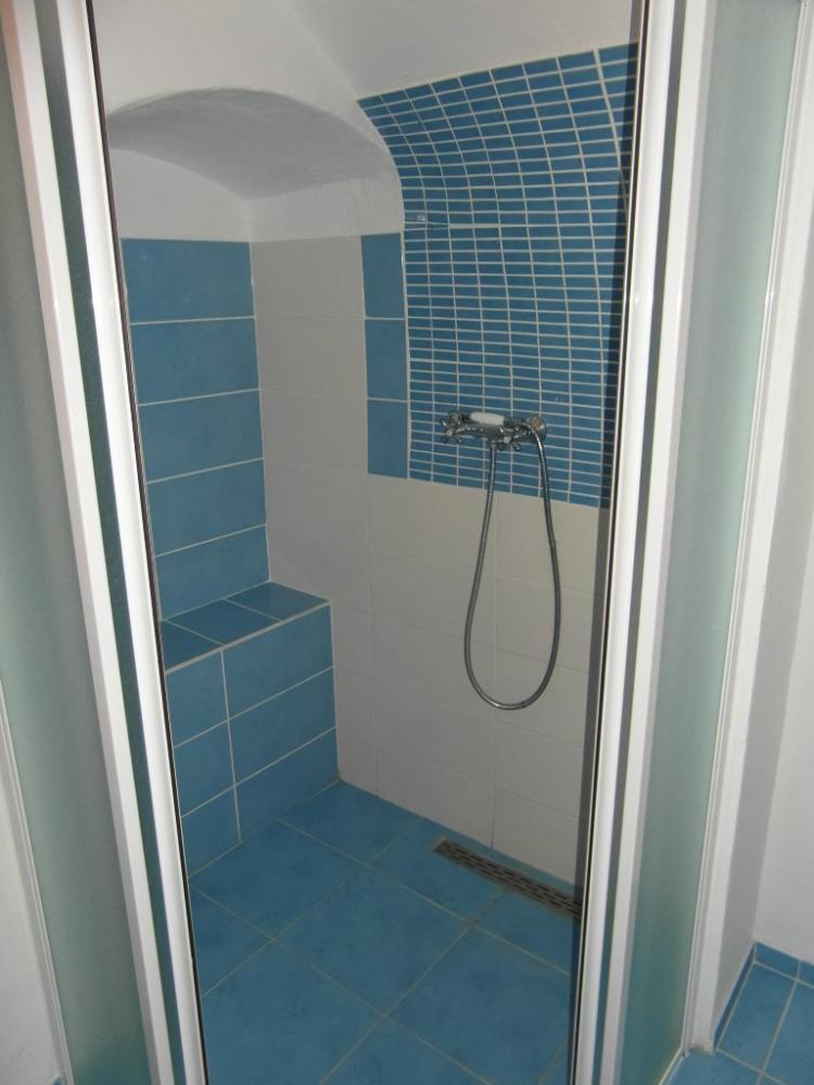 koupelna k pokoji 3,penzion Fořtovna,Písecko,jižní Čechy