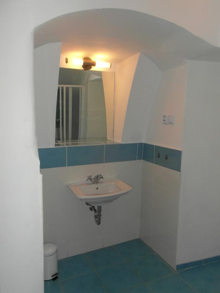 koupelna pokoje 3, penzion Fořtovna Cerhonice