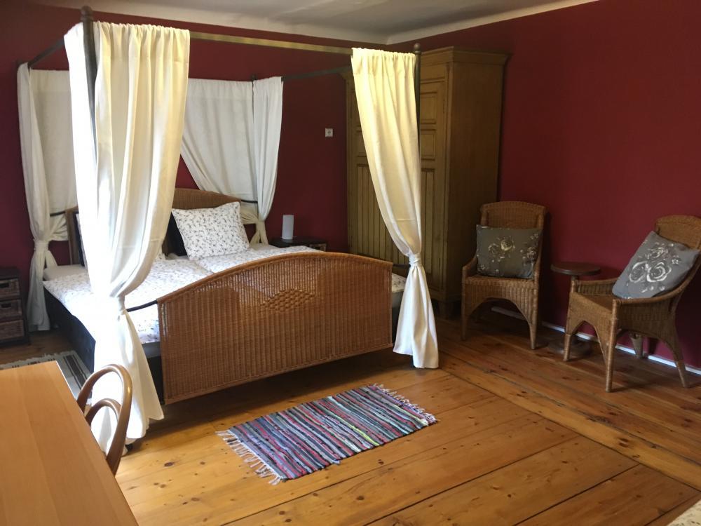 pokoj č.2, penzion Fořtovna Cerhonice