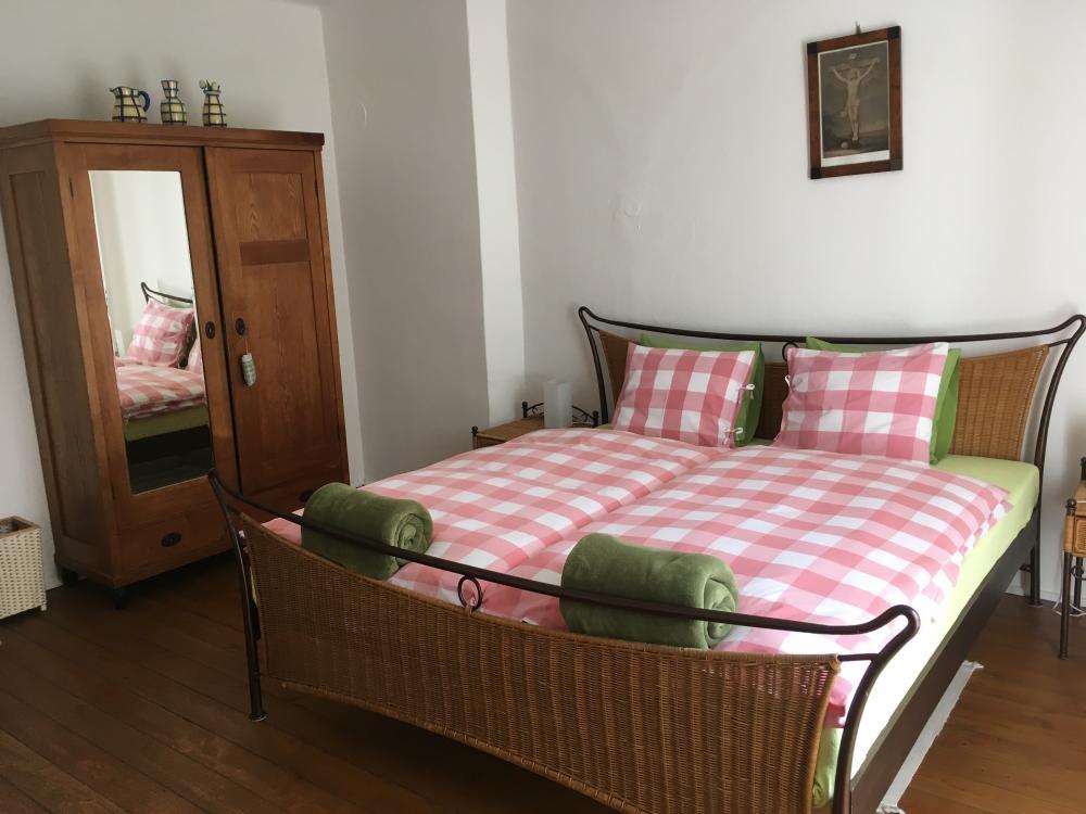 Apartma, ložnice 1, penzion Fořtovna Cerhonice