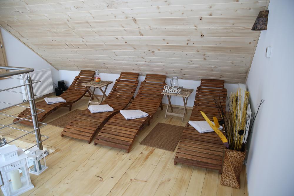 relaxačná zóna